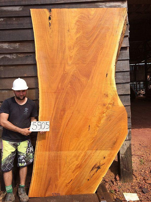 "Tatajuba - 2"" x 37"" to 56"" x 107"" - Big Wood Slabs"