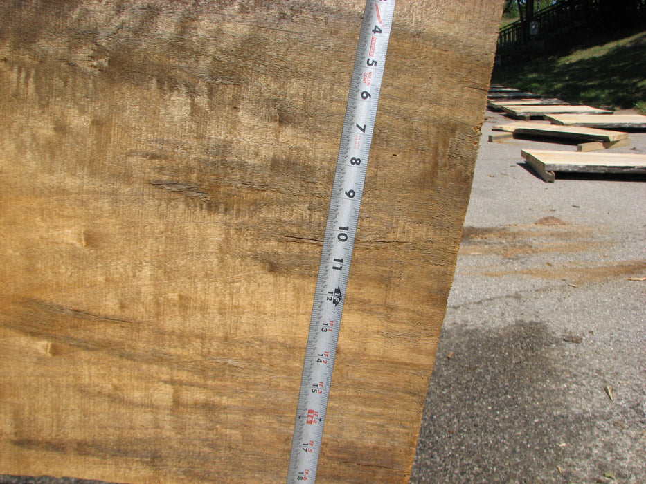 "Cottonwood #7632(ROC) - 2-1/4"" x 8"" to 29"" x 96"" FREE SHIPPING within the Contiguous US. - Big Wood Slabs"