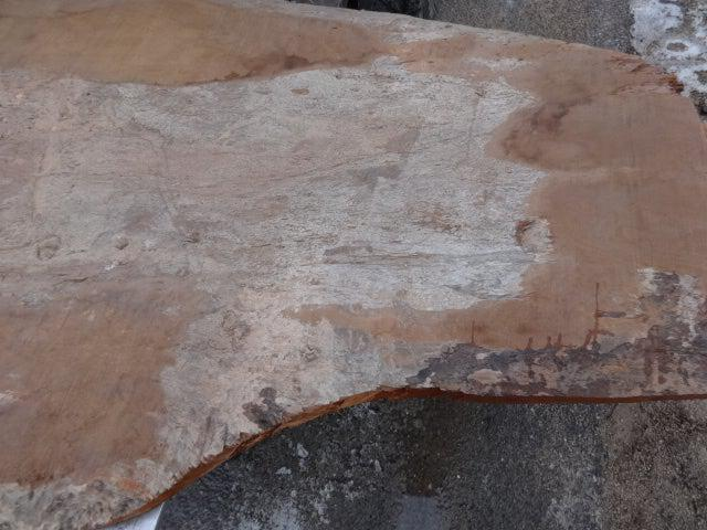 "Ipe / Brazilian Walnut #3738- 1-3/4"" x 42"" x 104"" FREE SHIPPING within the Contiguous US. - Big Wood Slabs"