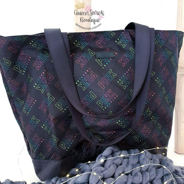 "Bolso ""rainbow logo"" - Queen Secrets Boutique"