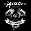 Astatic 600 Microphone Retro T-shirt
