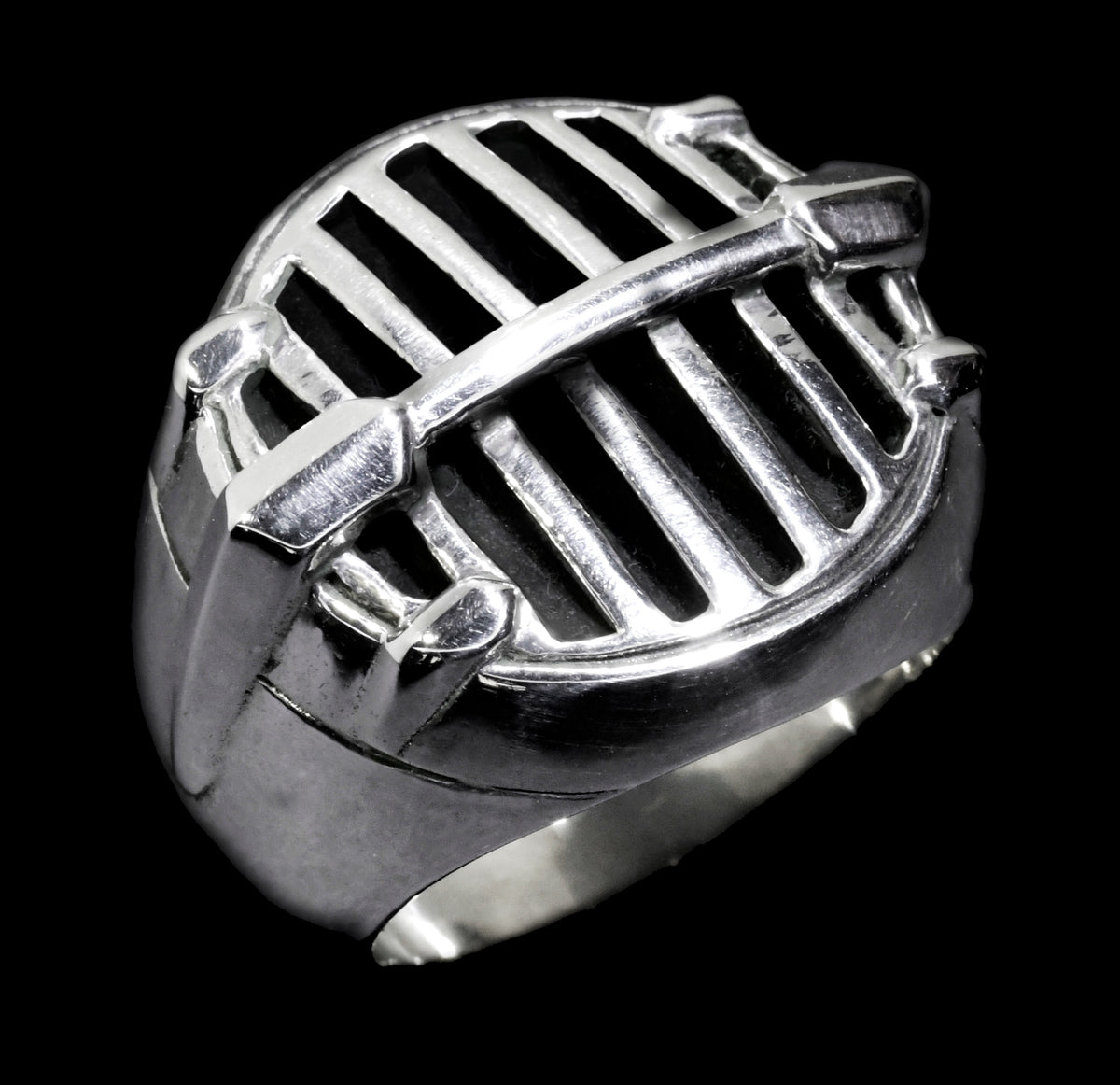 Astatic JT-30 Ring (sterling silver)