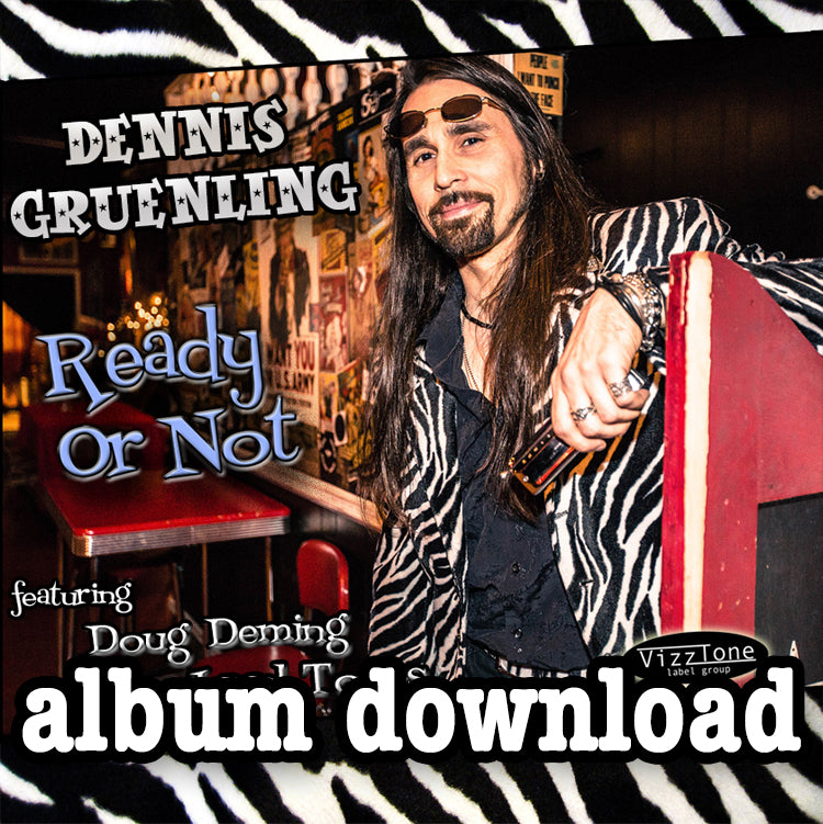 Dennis Gruenling - Ready Or Not - music download