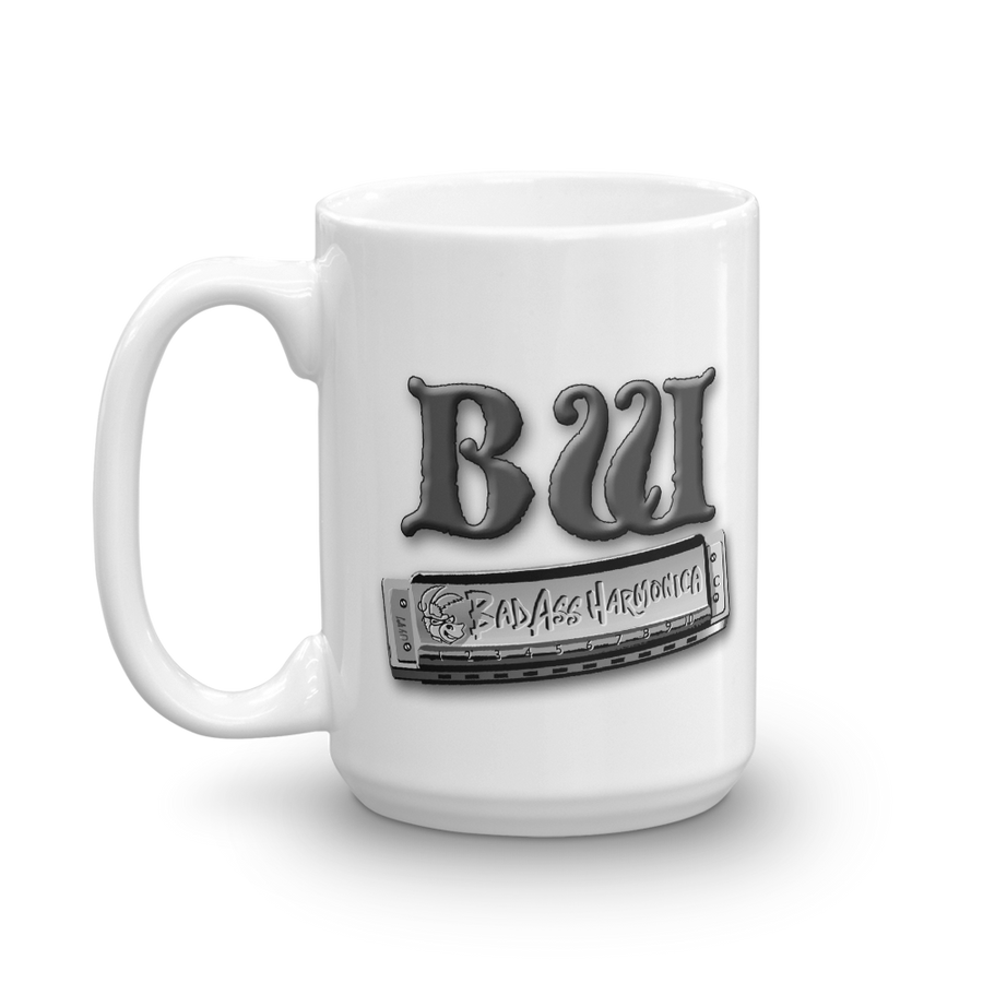 Big Walter Big Coffee Mug (15oz)