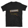 Blockin' It Harmonica T-shirt