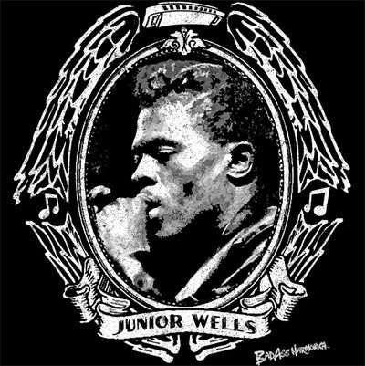 Junior Wells crest T-shirt