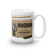Astatic Biscuit Microphone Mug