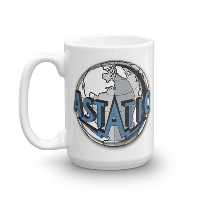 Astatic JT-30 Big Coffee Mug (15oz)