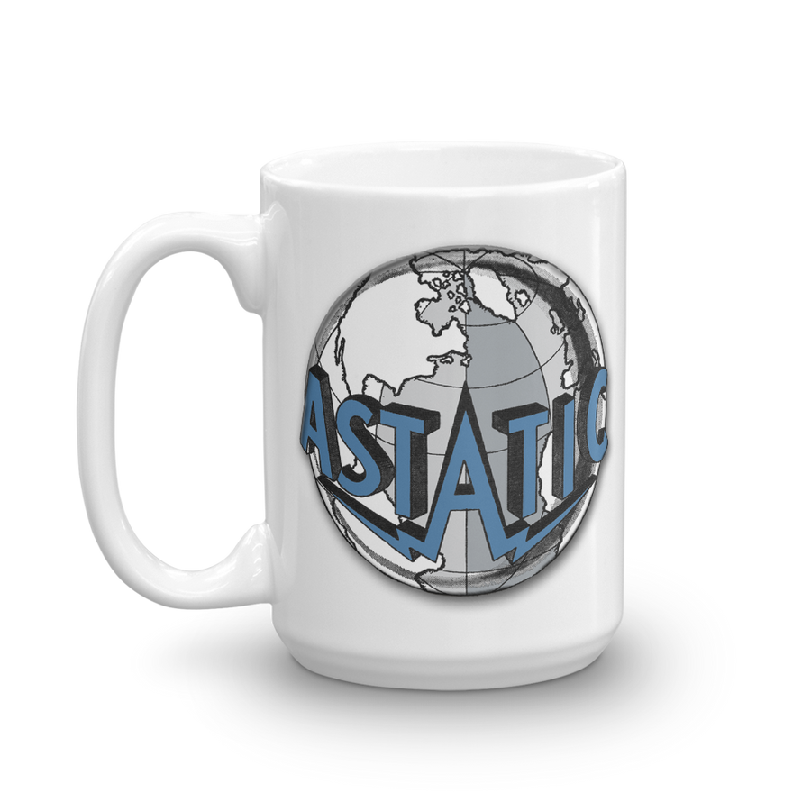 JT 30 Astatic coffee Mug