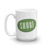 Shure 520 Green Bullet Big Coffee Mug (15oz)