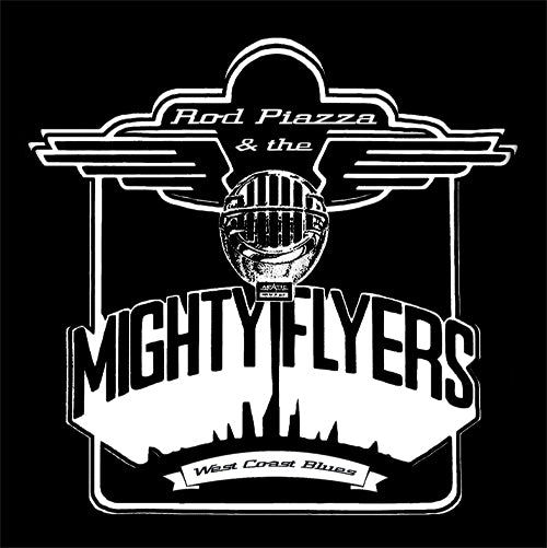 Women's Rod Piazza & Mighty Flyers T-shirt