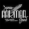 Women's James Harman Band T-shirt