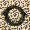 18' Mogami GOLD instrument cable (straight-angle)