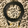 25' Mogami GOLD instrument cable (straight-angle)