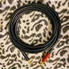 25' SILENT Mogami GOLD instrument cable (straight-straight)