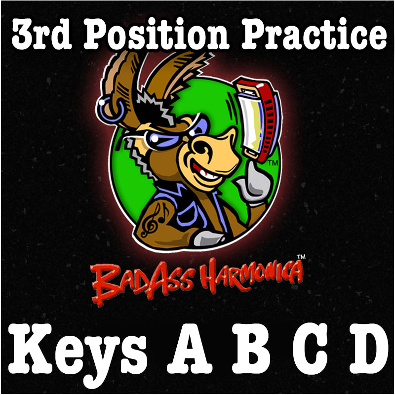 Jam Tracks Set, 3rd Position Practice Vol 1, download