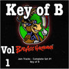 Jam Tracks Vol 1, Key of B, download
