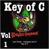 Jam Tracks Vol 1, Key of C, download