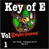 Jam Tracks Vol 1, Key of E, download