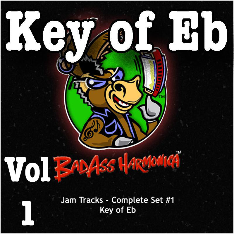 Jam Tracks Vol 1, Key of E-flat, download