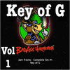 Jam Tracks Vol 1, Key of G, download