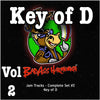 Jam Tracks Vol 2, Key of D, download