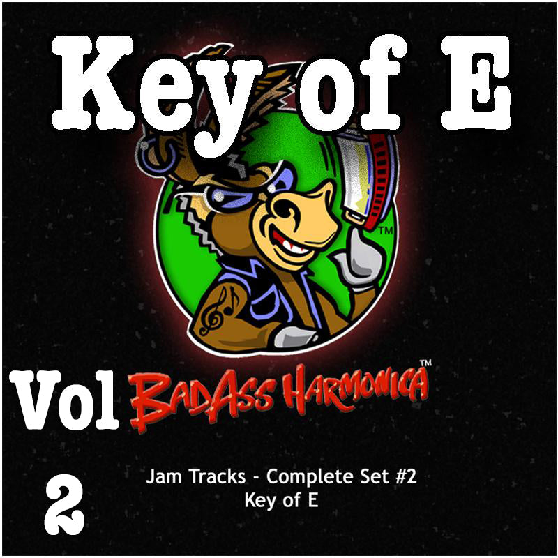 Jam Tracks Vol 2, Key of E, download