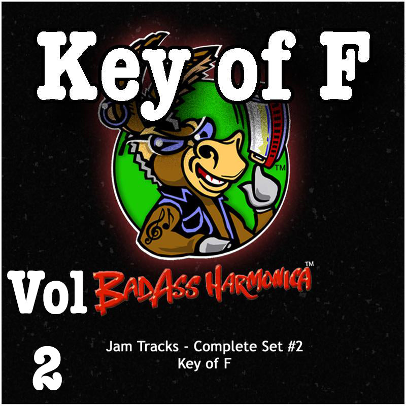Jam Tracks Vol 2, Key of F, download