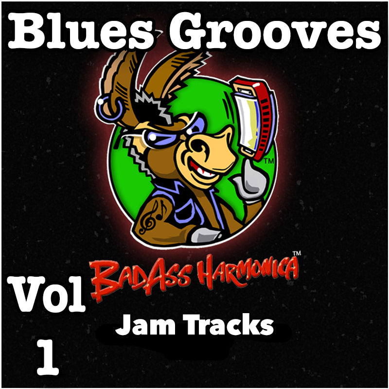 Jam Tracks Set, Blues Grooves Vol 1, download
