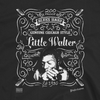 Little Walter whiskey T-shirt