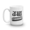 Junior Wells BadAss Harmonica Coffee Mug