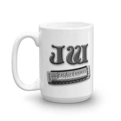 Junior Wells Big Coffee Mug (15oz)