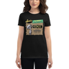 Women's Astatic 600 Microphone T-shirt #1