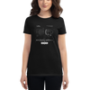 Women's Astatic JT-30 Patent Microphone T-shirt