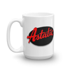 Astatic coffee mug