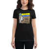 Women's Turner Challenger CX/CD Microphone T-shirt