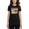 "Women's Shure 705 ""Rocket"" Microphone T-shirt"