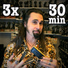 (3) 30 minute Online Harmonica Lessons