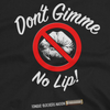 Don't Gimme No Lip Harmonica T-shirt