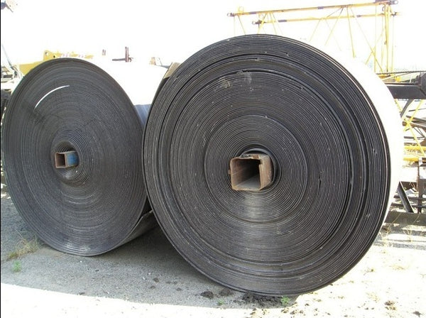 Splitbelt Conveyor Rubber
