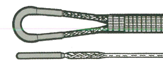Flat Woven Sling Type 1-A – Cradle Lift