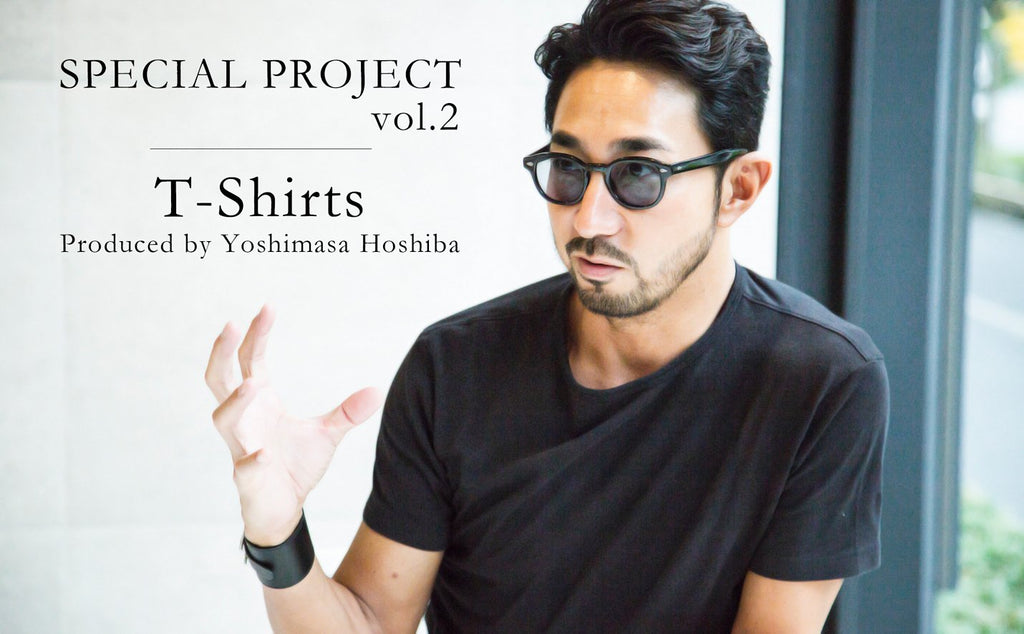 SPECIAL PROJECT T-SHIRTS 再入荷