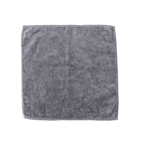 【SUVIN PLATINUM】Towel Handkerchief Velvet Finish