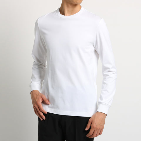 【Vardhman】Tailored Long Sleeve T-shirts
