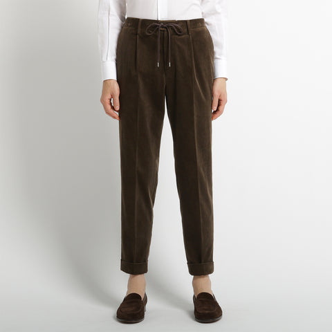 【PHILEA】French Corduroy Easy Trousers