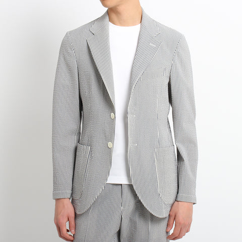 【TECHWOOL】 Seer Sucker Easy Jacket