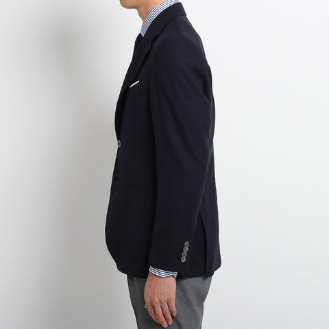【TECHWOOL】Dobby Mesh Tailored Jacket