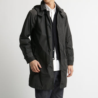 High Density Bal Collar Coat