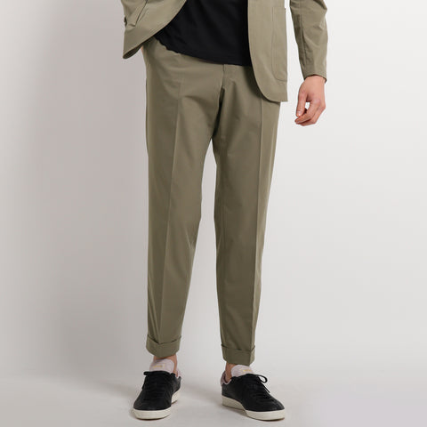 【新色】One Pleats Trousers