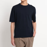 【SUVIN COTTON】Knit Big T-shirts